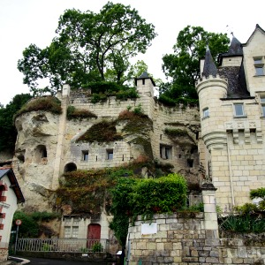 Cave Houses of the Loire Valley