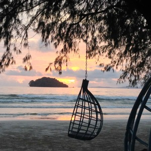 Otres Beach in October – Sihanoukville, Cambodia